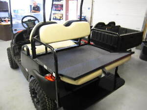2007 Club Car Prec 48V Black Golf Cart Kitchener / Waterloo Kitchener Area image 6