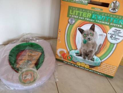Litter Kwitter - toilet training system for cats and kittens Bondi Eastern Suburbs Preview