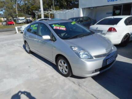 2006 Toyota Prius Hatchback Southport Gold Coast City Preview