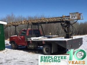 1990 Ford F-Super Duty 1 Ton DRW - Roofing Truck