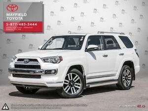 2016 Toyota 4Runner LIMITED LEATHER NAV 4X4