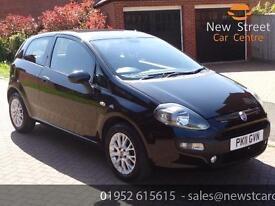 FIAT 124 ACTIVE, Black, Manual, Petrol, 2011