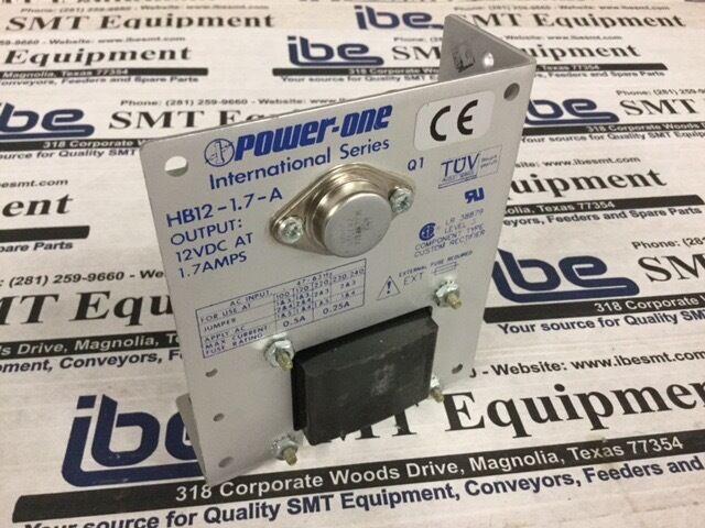 Power One 12V Power Supply HB12-1.7-A w/Warranty