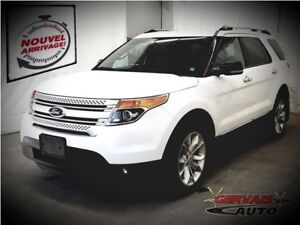 Ford Explorer XLT AWD GPS Cuir Toit Ouvrant MAGS 2013