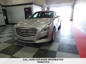 2017 Cadillac CTS Sedan RWD