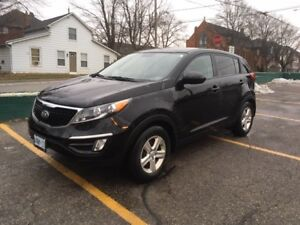 2016 Kia Sportage - Lease take over