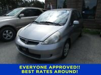 2007 Honda Fit LX Barrie Ontario Preview