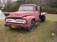 1954 Ford Autre dompeur Autre
