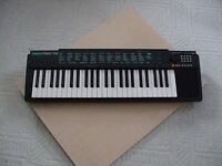 yamha psr 75 key board