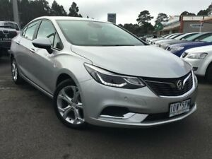 2018 Holden Astra BL LT Silver Sports Automatic Colac West Colac-Otway Area Preview