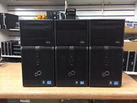 Fujitsu Esprimo E400 Core i3-2120 3.30GHz 4GB Ram 320GB HDD Win 7 PC