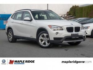 2013 BMW X1 28i BC CAR, ALL-WHEEL DRIVE, GREAT VALUE!