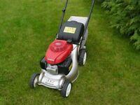 Honda Lawnmower, Izy