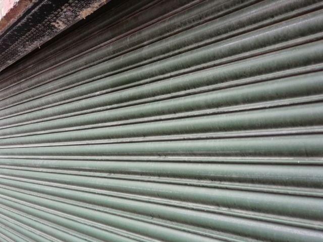 second hand electric roller garage door in sunderland tyne and
