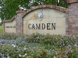 Look to the future, and open your mind. Elderslie Camden Area Preview