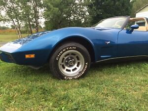 Trade 1979 Corvette for other classic