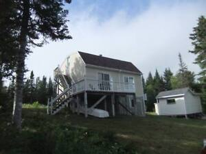 2 BR CABIN ON ROCKY POND NEAR SOUTH BROOK