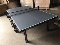 Cornilleau 700M Pre Built Table Tennis Table - Courier Damage But Still Good Condition