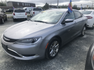 2015 Chrysler 200 Limited *Warranty* $ 108 Bi-Weekly OAC