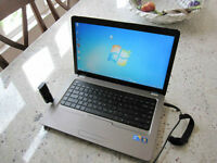 "HP G62 Laptop 15.6"" For Sale"