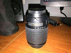 Nikon 55-200mm f/4-5.6G IF-ED AF-S DX VR Zoom-Nikkor.