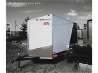 2016 Stealth Trailers Titan SE 6x10 enclosed cargo trailer -