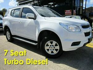 2015 Holden Colorado 7 RG MY16 LT White 6 Speed Sports Automatic Wagon Noosaville Noosa Area Preview