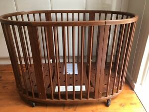 Stokke Sleepi Cot and Mini-Cot Set Hunters Hill Hunters Hill Area Preview