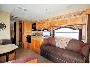 2007 Pilgrim Lite 28LQB  Travel Trailer Quad Bunk Beds Oakville / Halton Region Toronto (GTA) image 9