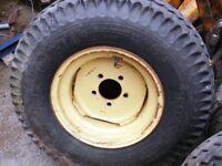 Tractor/Trailer Wheels