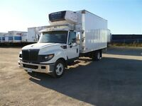 2013 International Terrastar SFA 4x2, Used Reefer Van