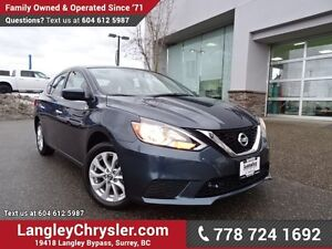 2016 Nissan Sentra 1.8 SV ULTRA LOW KMS & ACCIDENT FREE w/ RE...