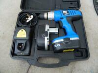 Powerbase PBX 14.4volt Cordless drill.
