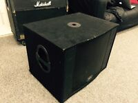 Peavey Pro Sub Speaker 600 Watts