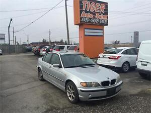 2004 BMW 3 Series 320i****AUTO**** AS IS SEPCIAL****