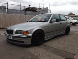 Bmw e46 e36 banded steel wheels, 5x120, 17 inch MINT stance slammed wide