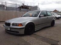 Bmw e46 e36 banded steel wheels, 5x120, 17 inch MINT stance slammed wide