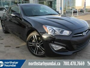 2016 Hyundai Genesis Coupe 3.8 PREMIUM MANUAL LEATHER/ROOF/NAV/B