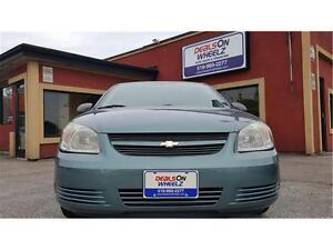 2010 CHEVY COBALT TEAL!! ONLY $5,995!!! FINANCING AVAILABLE!!!