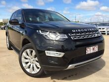 2015 Land Rover Discovery Sport L550 SD4 HSE Black 9 Speed Automatic Wagon Garbutt Townsville City Preview