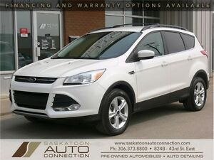 2013 Ford Escape SE AWD * Navigation * Leather * 2.0L EcoBoost *