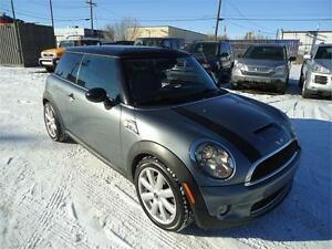 2008 MINI Cooper S Cooper S, Leather, Sunroof