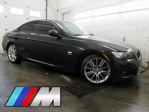 """2010 BMW 335i xDrive *18,995* M SPORT COUPE MAGS 18"""" 116000KM"""