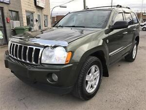 2007 Jeep Grand Cherokee LAREDO 4.7 L GAR 1AN FINANCEMENT DISPO
