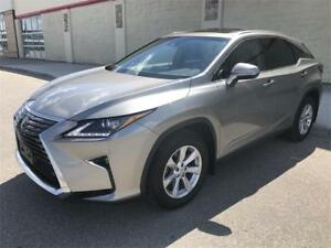 2017 Lexus RX350 Clean Carproof **16,747km** Nicely equipped AWD