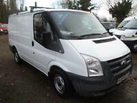 2007Ford Transit 2.2TDCi 70,000 MILES GUARANTEED T 260 SWB NO VAT