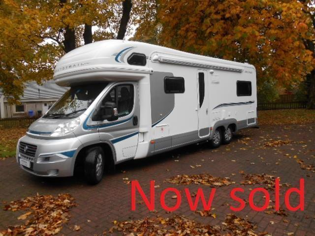 Unique  Motorhomes For Sale In DUMFRIES AND GALLOWAY On Auto Trader Motorhomes