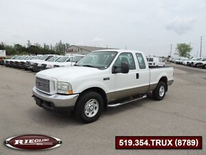 2003 Ford F250 XL Ext SD  AS IS
