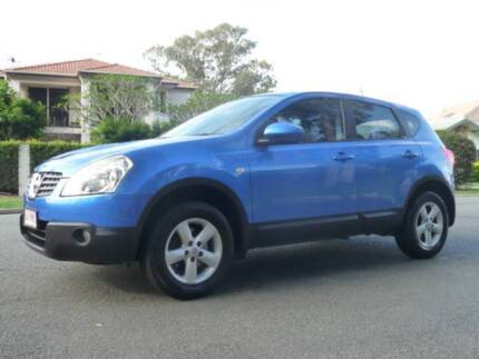 2009 Nissan Dualis Wagon, VERY LONG REGO & GREAT Condition