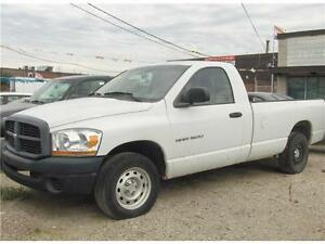 2006 Dodge Ram 1500 ST V6 Work Truck! PRICED TO SELL